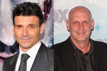 Ep. 124 | Frank Grillo & Nick Searcy