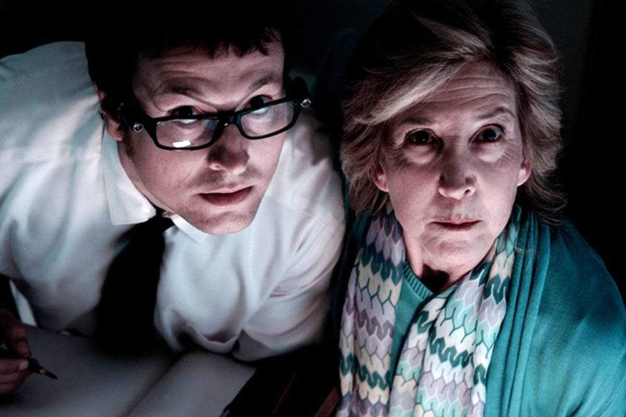 Ep. 169 | Leigh Whannell & Lin Shaye